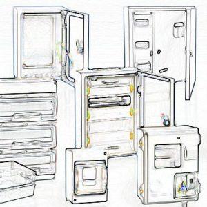Низковольтные комплектные устройства, Корпуса, Боксы