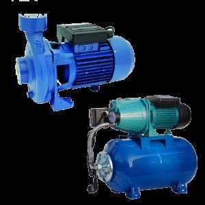 Станции автоматического водоснабжения и поверхностные насосы