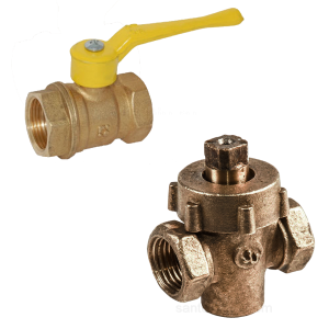 Краны для газа