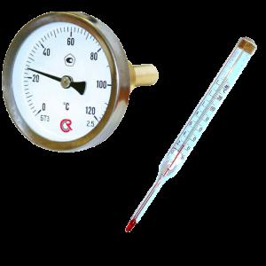 Термометры и комплектация