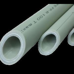 Трубы PP-R армировнные алюминевой фольгой
