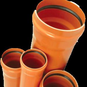 Трубы наружной канализации